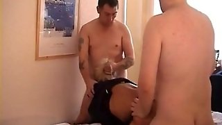 Ugly Uk Mature Fucked By 2