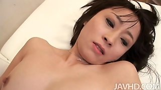 Hairy Mom From Japan Fucked With Condom