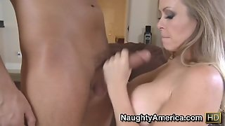 Dyanna Lauren & Rocco Reed In Seduced By A Cougar