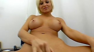 Naughty Shaved Pussy Showing