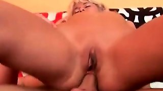 Pussy And Ass Of Hot Nude Girl Slide On