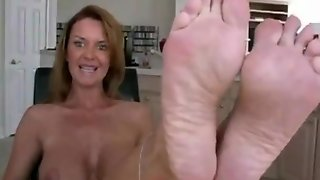 Sexiest Foot Shows Foot Fetish