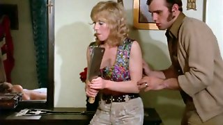 Fucking Scenes From Vintage Porn Movie 'widow Blue' Of 1970