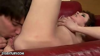 Mature Hairy Cunt Chick Fucked