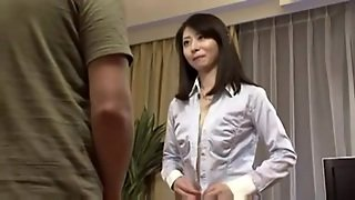 Japanese Stepmom