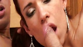 Dirty Shemale Patricia Filthy Bareback