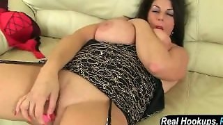 Britain_S Best Assets Stockings High Heels And Big Tits