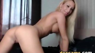 Perfect Body Blonde Webcam