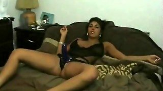 Hottest French Lesbians Use A Strap-On