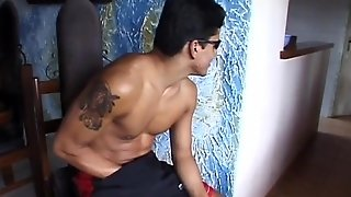 Young Brazilian Chicks First Bi Sex Orgy