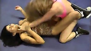 Womans Wrestling