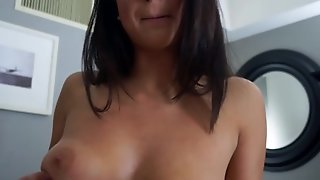 Hot Coed First Assfuck And Creampie