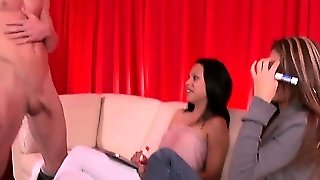 Cfnm Babe Gets Fucked