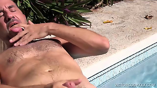 Decides, Softcore, Sensual, Erotic, Sexual, Outside, High, Orgasm, Cum, Start, Turns