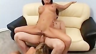 Babes Gets Penetrated In The Ass