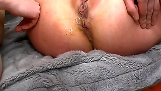 Privat Anal Casting