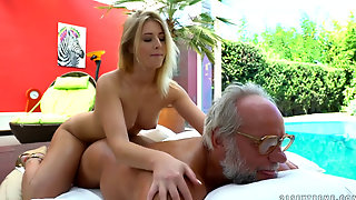 Old Man Fucking Teen Girl Aria Logan