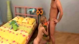 Blonde Teen Screwed Extreme