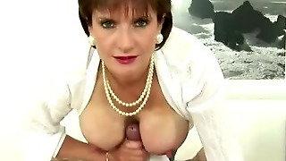 Lady Sonia Gets Nasty With Cock