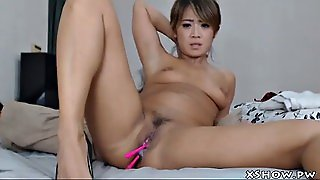 Korean Horny Babe