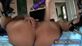 Fetish Hoe Toys Ass And Pussy