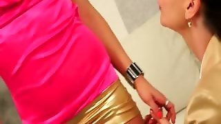 Very Horny Lesbian Babes Playing