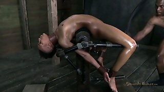 Classically Trained Dancer Severely Bent. Part 2