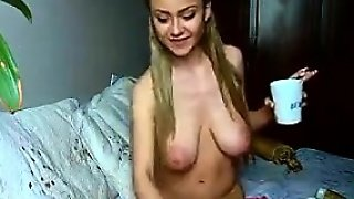 Solo Masturbation, Solo Big Boobs, Webcam Big, Saggy Breasts, Boobs Webcam, Amateur Blonde Masturbation, Amateur On Webcam, Big Boob's Solo