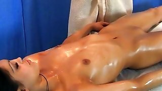 Buttered And Fucked During A Massage