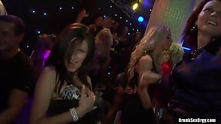 Nice Party With Drunk Girls
