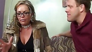Mature Milf Is Horny As Fuck!