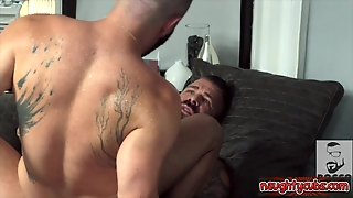 Hot Stepfather Deep Anal