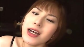 Japanese Lady Hungry For Semen