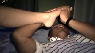 Amateur, Foot Worship, Fetish, Foot Fetish, Party, Homemade, Kinky, Lick