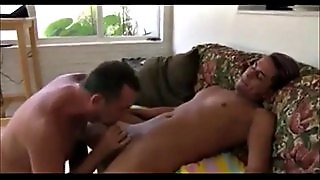 Handjob, Gay, Daddies, Blowjobs, Old Young