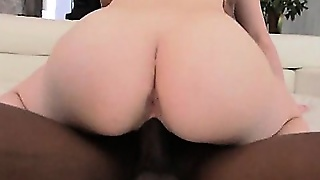His Black Cock Might Be Too Big For Her