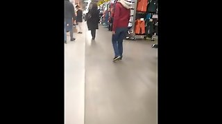 Candid Tight Jeans In Walmart
