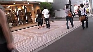 Japanese Feet In Public