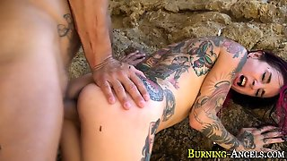 Brunette, Fingering, Hd, Doggystyle, Hardcore