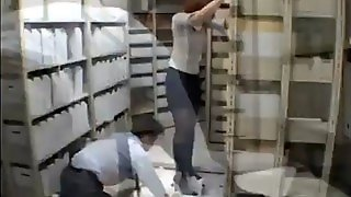Japanese Office Trample