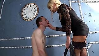 Russian-Mistress Video: Mistress Simona