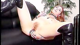 Dirty Redhead Punk Whore Sucking And Fucking