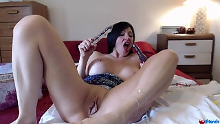 Anal Probing And Big Tits