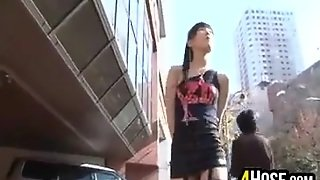 Japanese Slut In Public