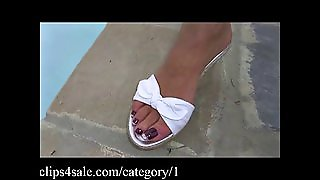 Foot Fetish Fun In Clips4Sale.com