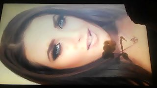 Angela White Cumtribute