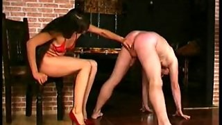 German Cbt Ding-Dong And Ballbusting