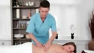 Today, The Dirty Masseur Is Seducing