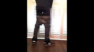 Sagging My Favourite Jeans