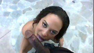 Chyanne Jacobs Fucks Outside